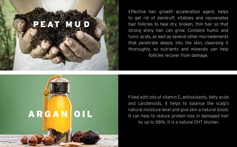 argan oil shampoo for hair loss