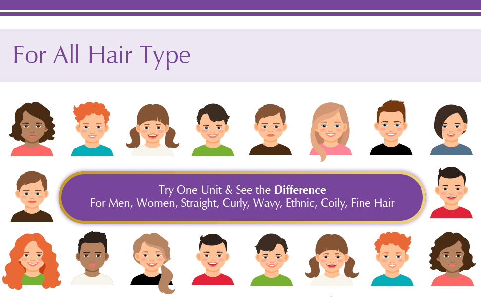 for all hair type