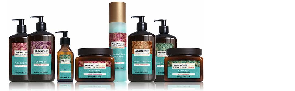Arganicare Hair Care Range