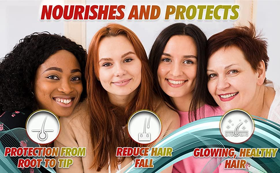 cruelty free hydrating salon shampoo conditioner