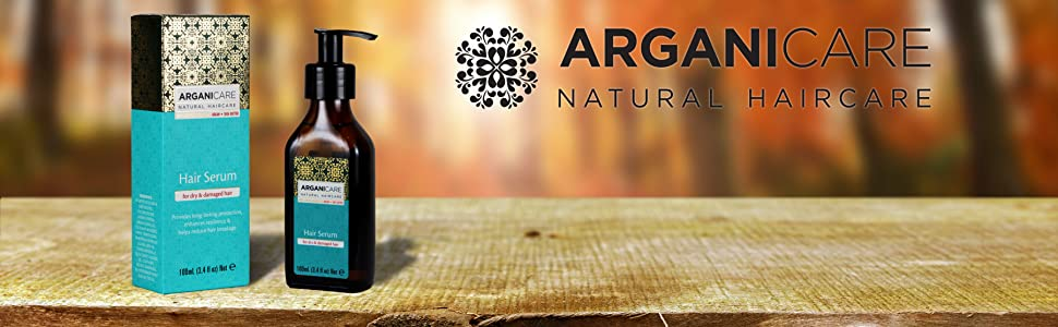 Arganicare Hair Serum