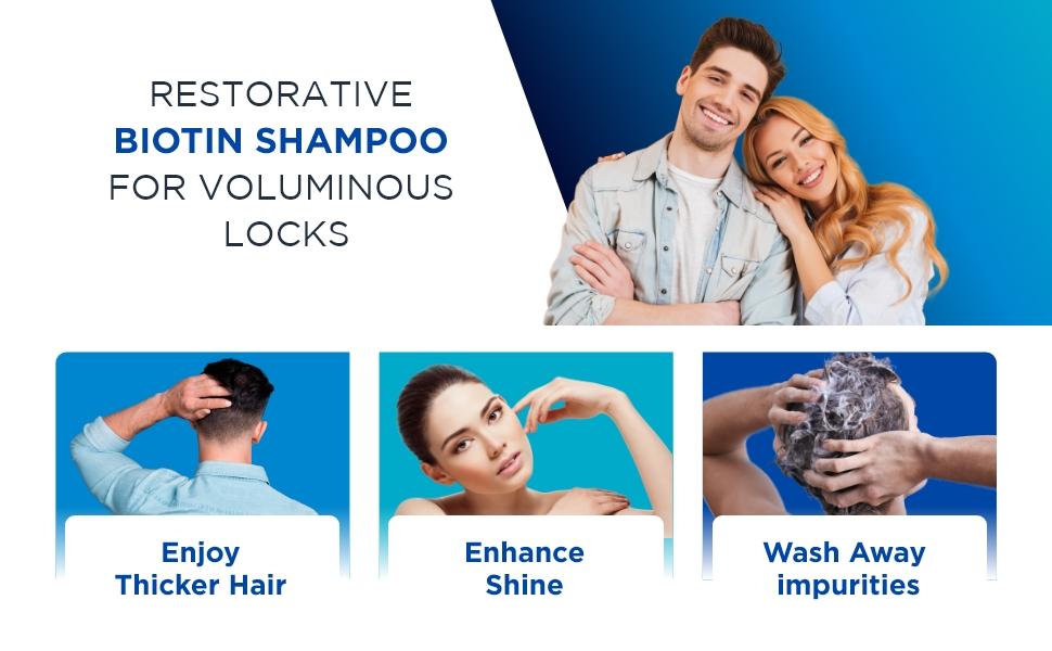 biotin dandruff shampoo