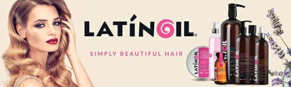 latinoil chia oil hair treatment for dry damaged hair repair