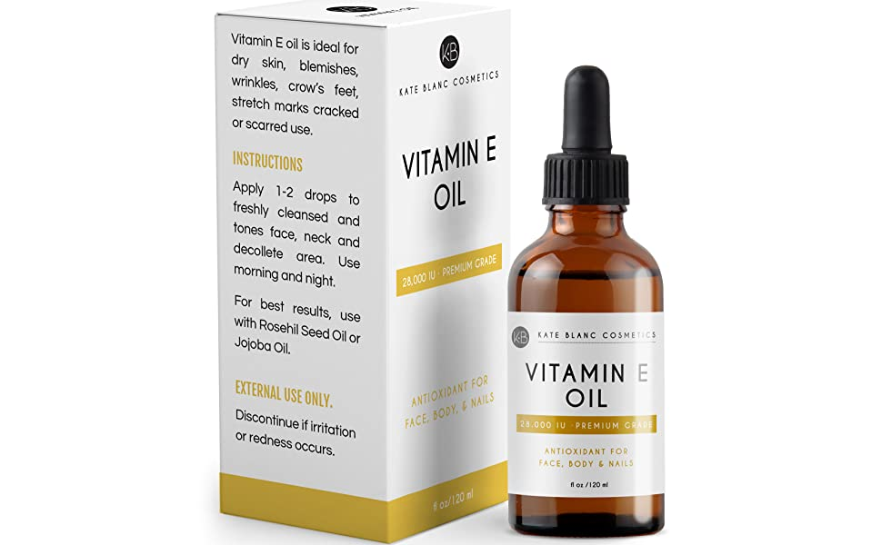 pure vitamin e oil for face skin scar after surgery antiwrinkles antiaging moisturizer scars acne