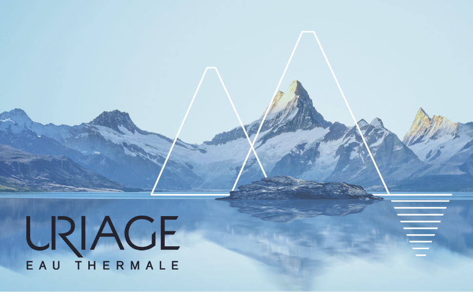 uriage, uriage eau thermale, french skincare, european skincare, face water spray, face cream
