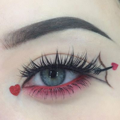 Ideas : 22 Best cute makeup ideas for valentines day