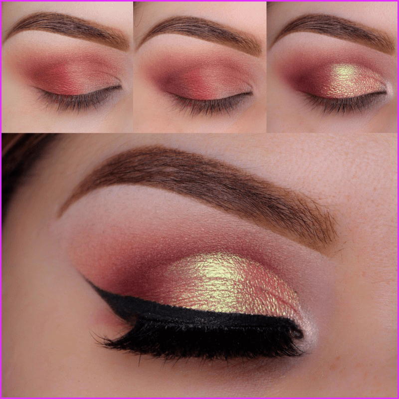 simple eyeshadow makeup ideas