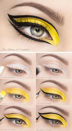 Trends : Best simple dance makeup ideas