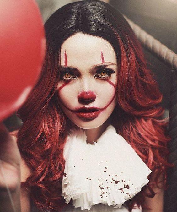 Trends : Best scary creative halloween makeup ideas