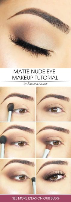 Inspo : 17+ Best easy makeup ideas step by step