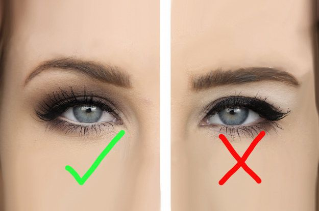 simple makeup ideas for hooded eyes