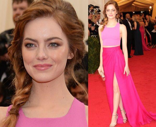 Makeup inspiration : Best prom makeup ideas for light pink dress