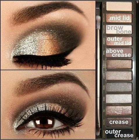 Trends : Best easy prom makeup ideas for brown eyes