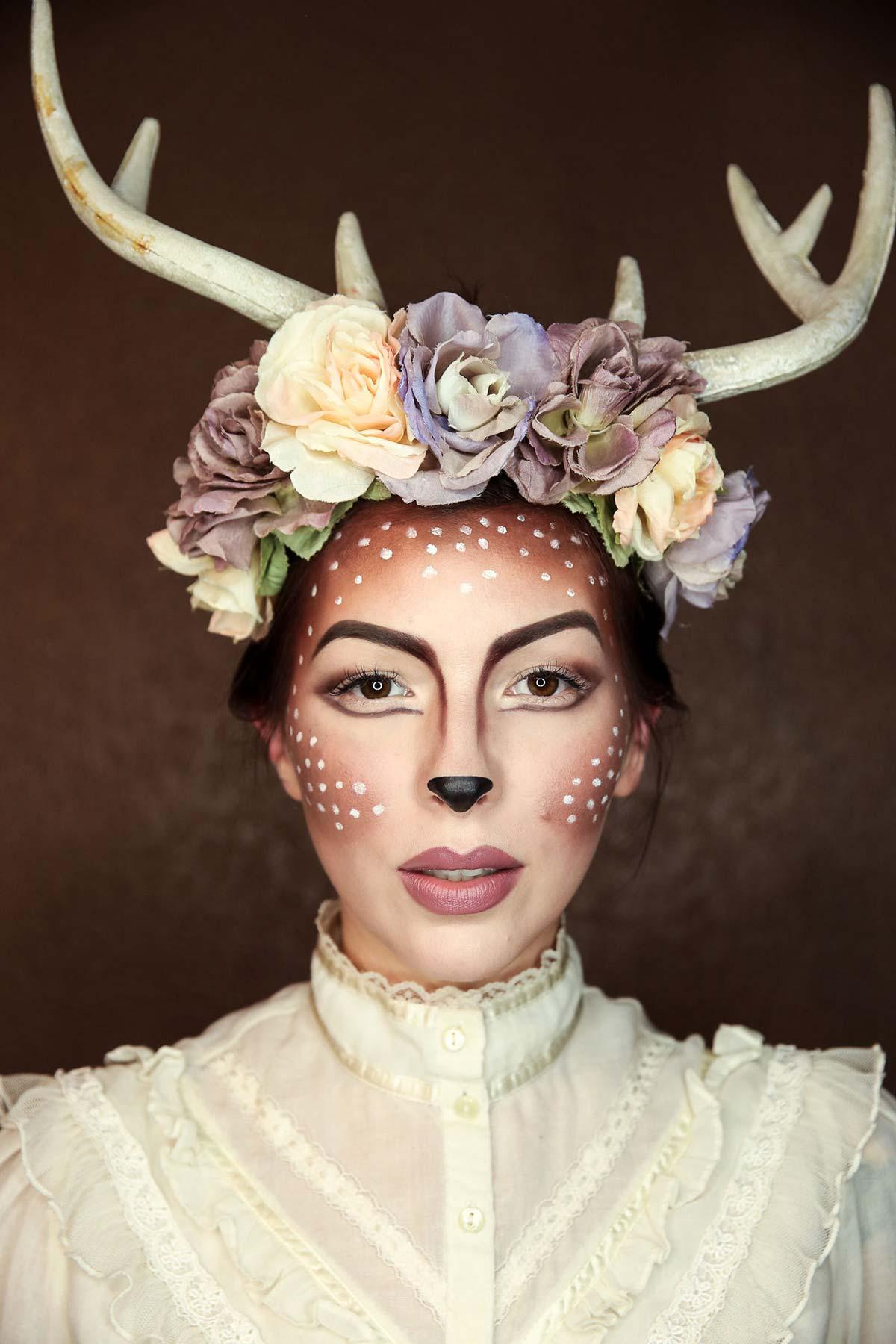 halloween makeup ideas easy