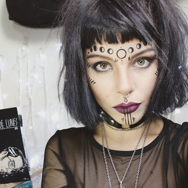 Ideas : 23 Best easy halloween witch makeup ideas