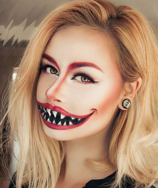 scary makeup ideas youtube