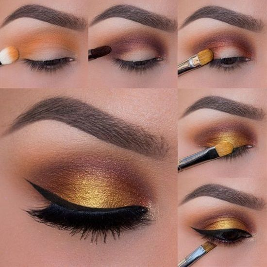 Collection : Best easy makeup for eyeshadow