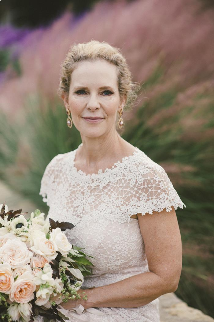 wedding makeup ideas for older brides