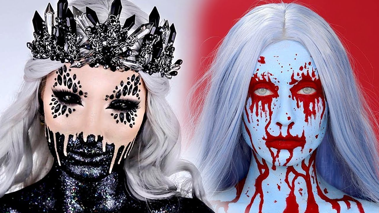 cool halloween makeup ideas
