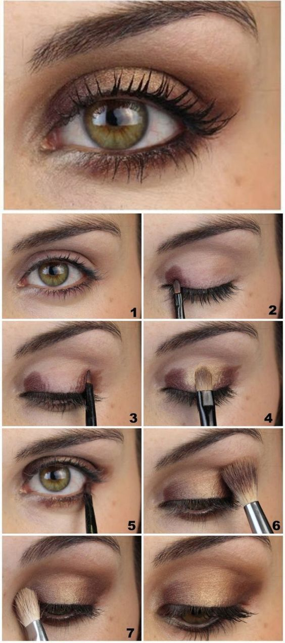 step by step fx makeup easy