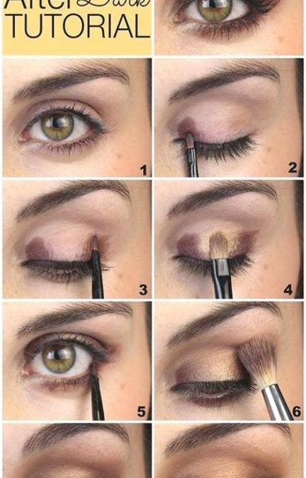 Inspo : 17+ Best easy eye makeup for brown eyes step by step