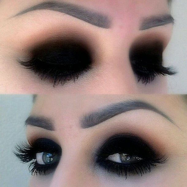 scene makeup ideas tumblr