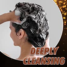 deep conditioning hair treatment and natural ingredients