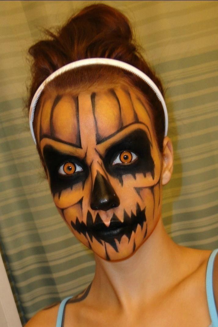 scary makeup ideas tutorial