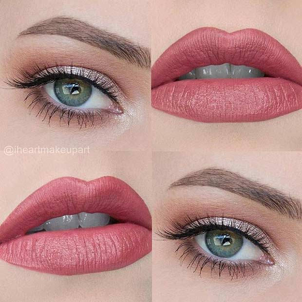 simple date makeup ideas