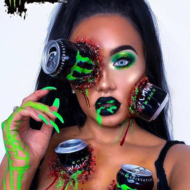 Makeup trends : Best halloween makeup ideas 2019 scary