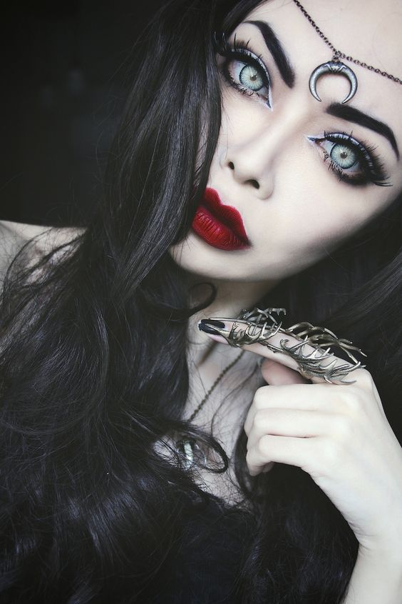 halloween makeup ideas for witches