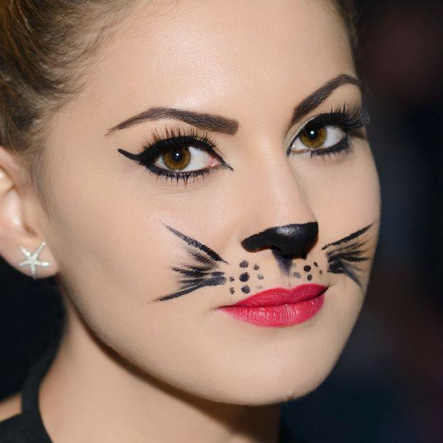 ideas for cat face makeup