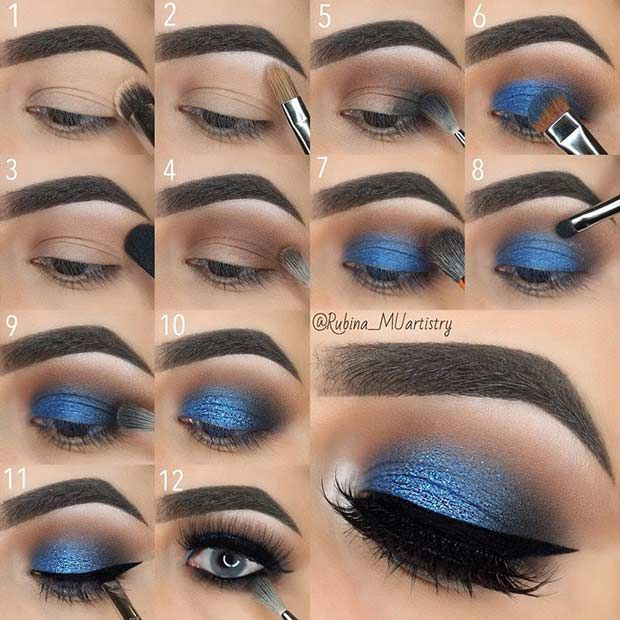 Collection : 23 Best makeup ideas for blue eyes tutorial