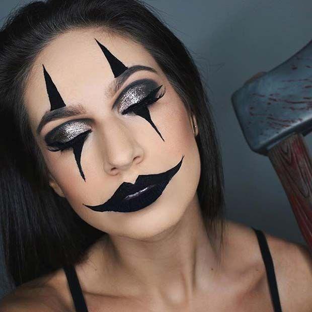 Inspo : 17+ Best halloween makeup ideas easy