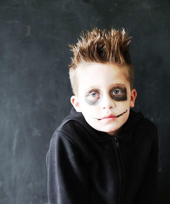 Collection : Best simple halloween makeup ideas for guys