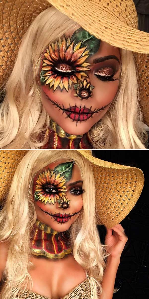 makeup ideas for halloween costumes