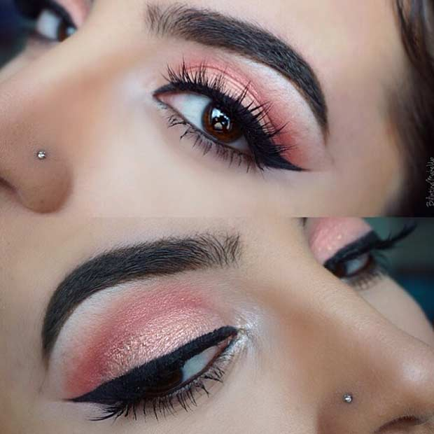 makeup ideas easy