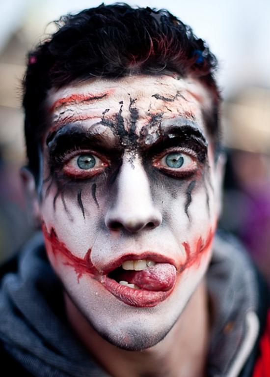 scary diy makeup ideas