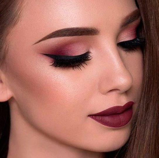 cute makeup ideas for valentines day