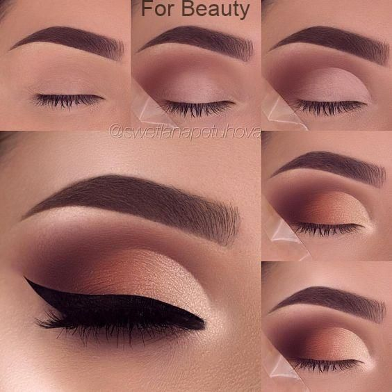 easy makeup ideas step by step