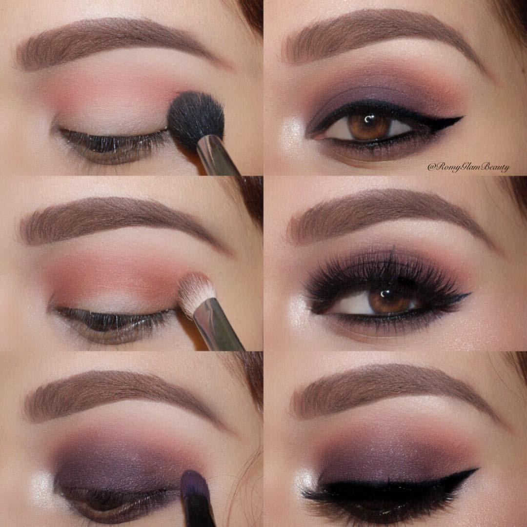 eye makeup easy for beginners