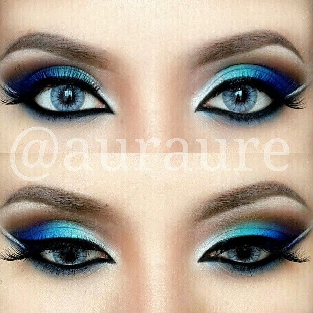 Collection : 19 Best easy makeup ideas for blue eyes