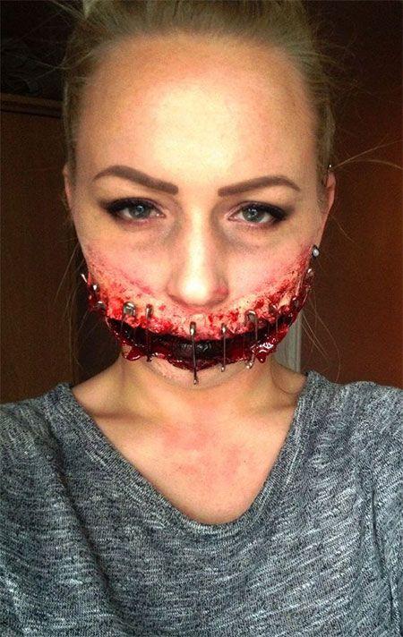 sfx makeup ideas face