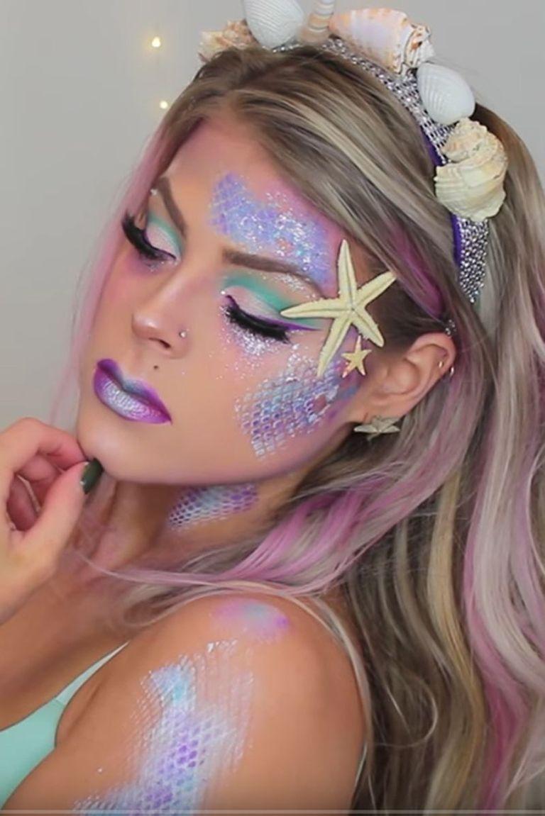 makeup ideas halloween funny