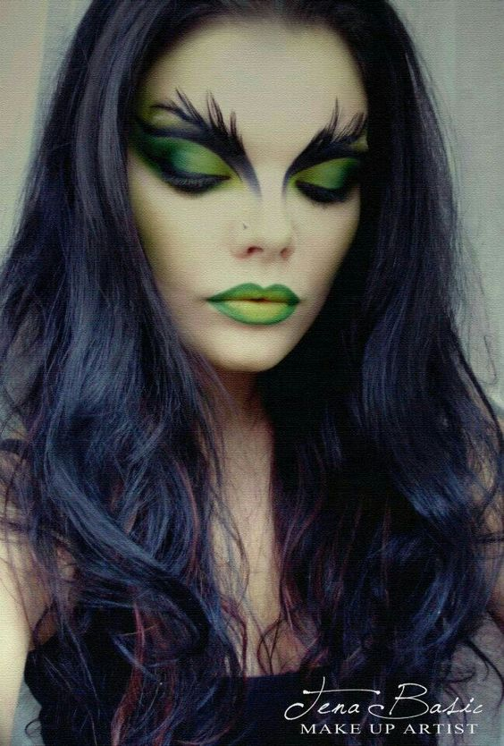 good witch halloween makeup ideas