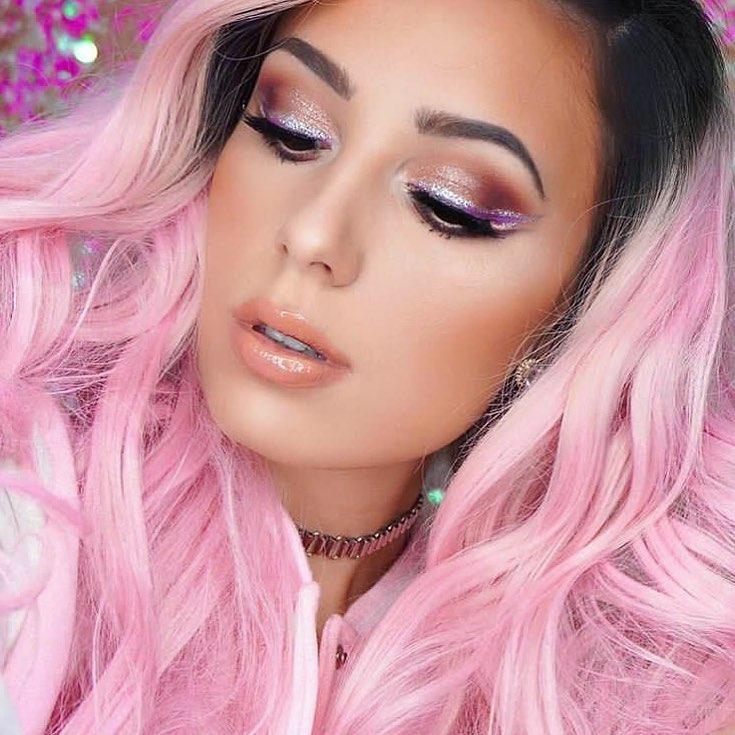 how to do unicorn makeup easy