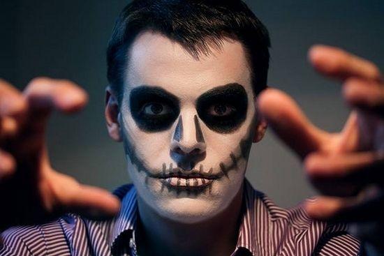 halloween ideas makeup easy
