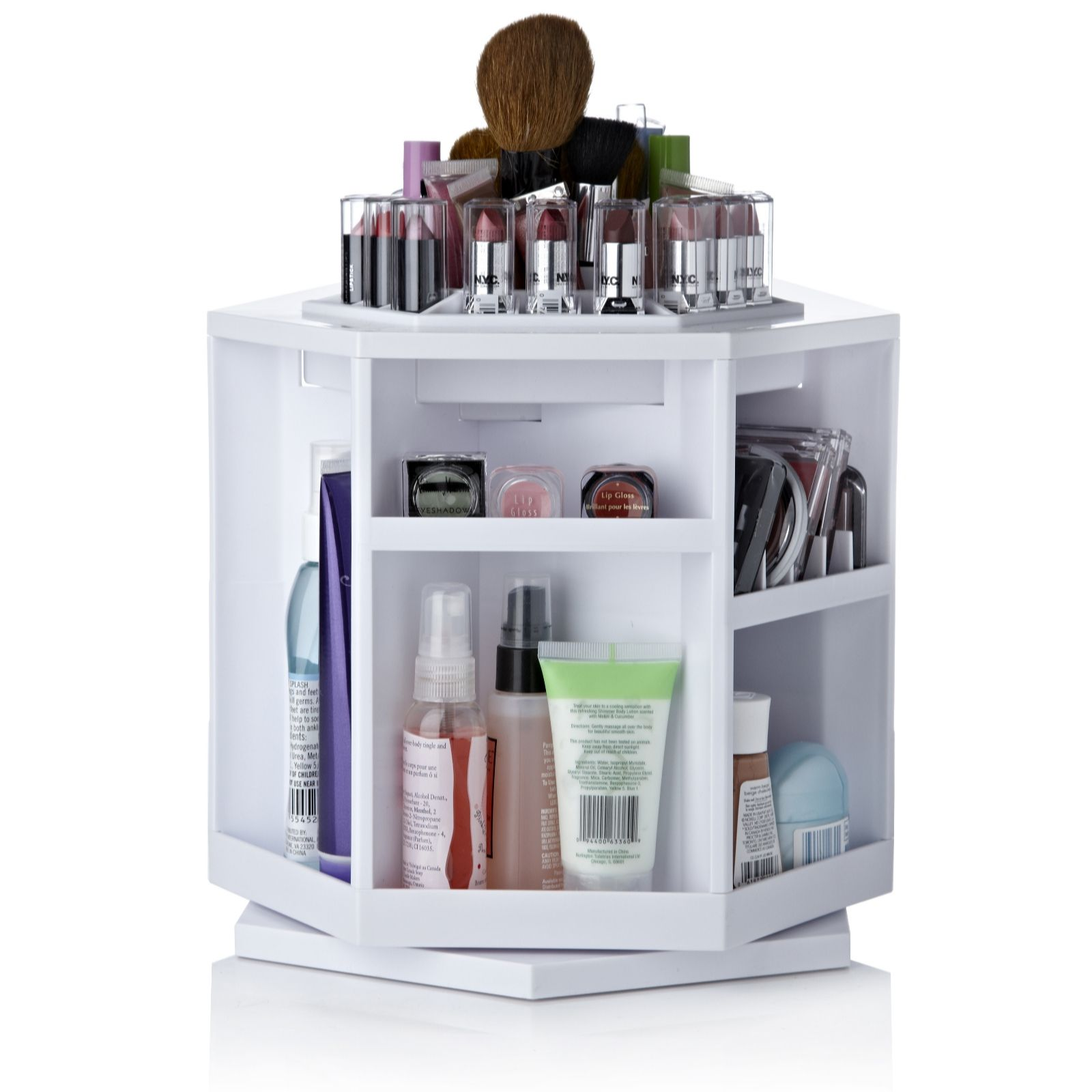 best storage ideas for makeup