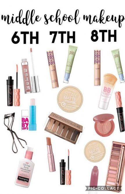 Makeup inspiration : Best simple makeup ideas for high school