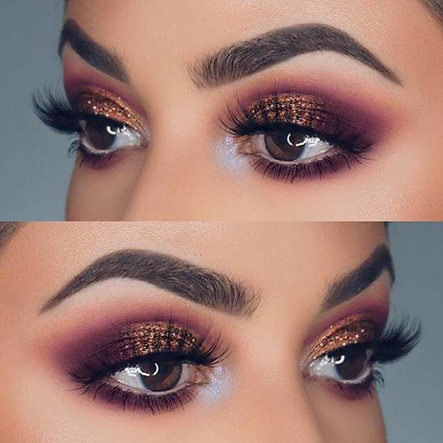 Trends : Best eye makeup ideas for homecoming